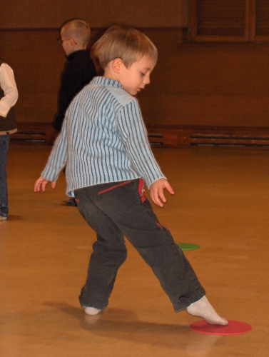 Danse photo enfant