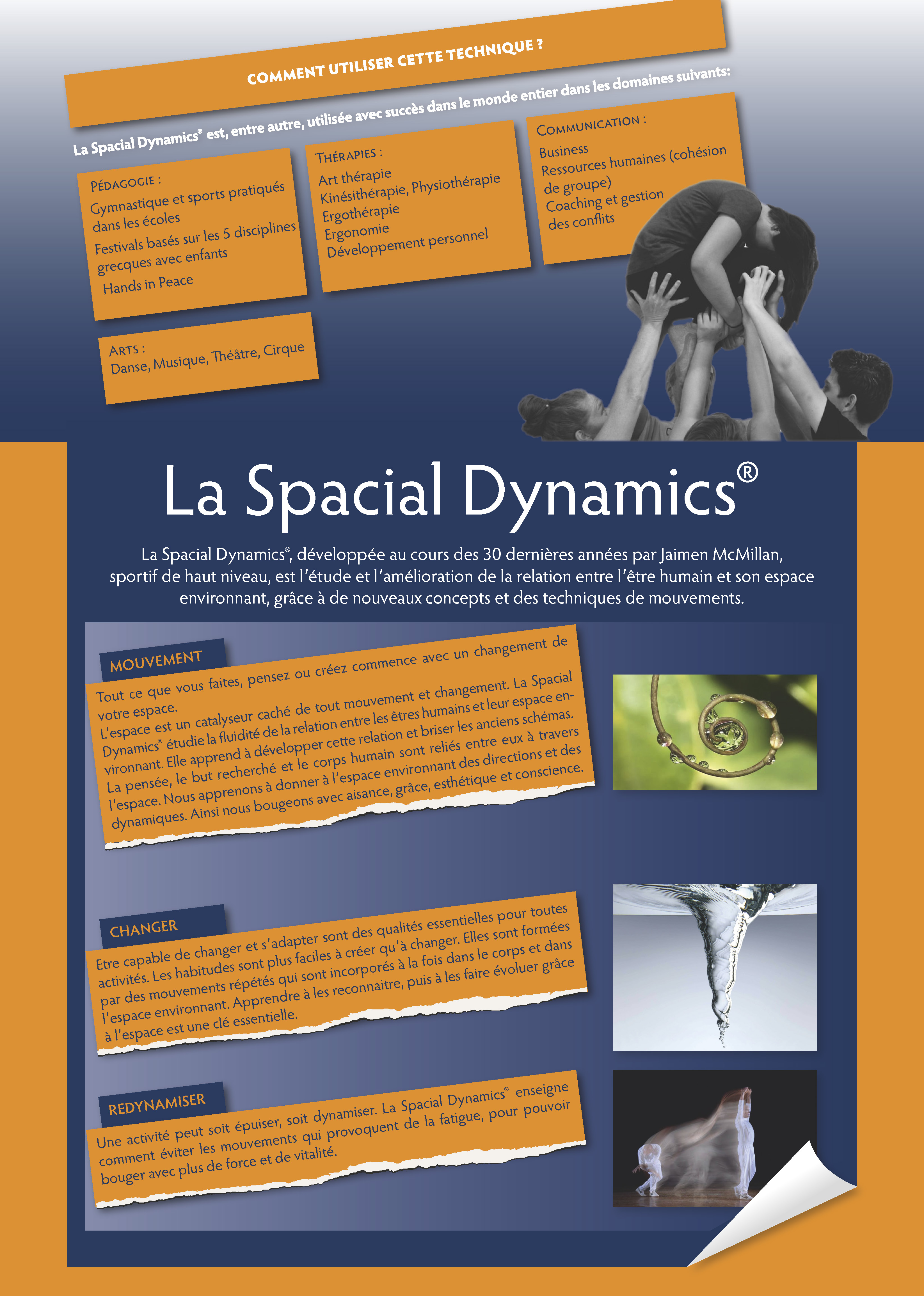 Spacial Dynamics