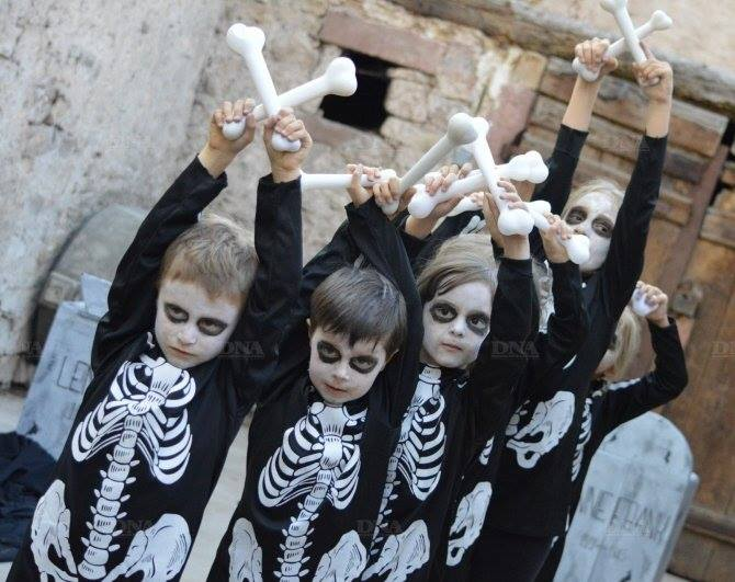 Les squelettes