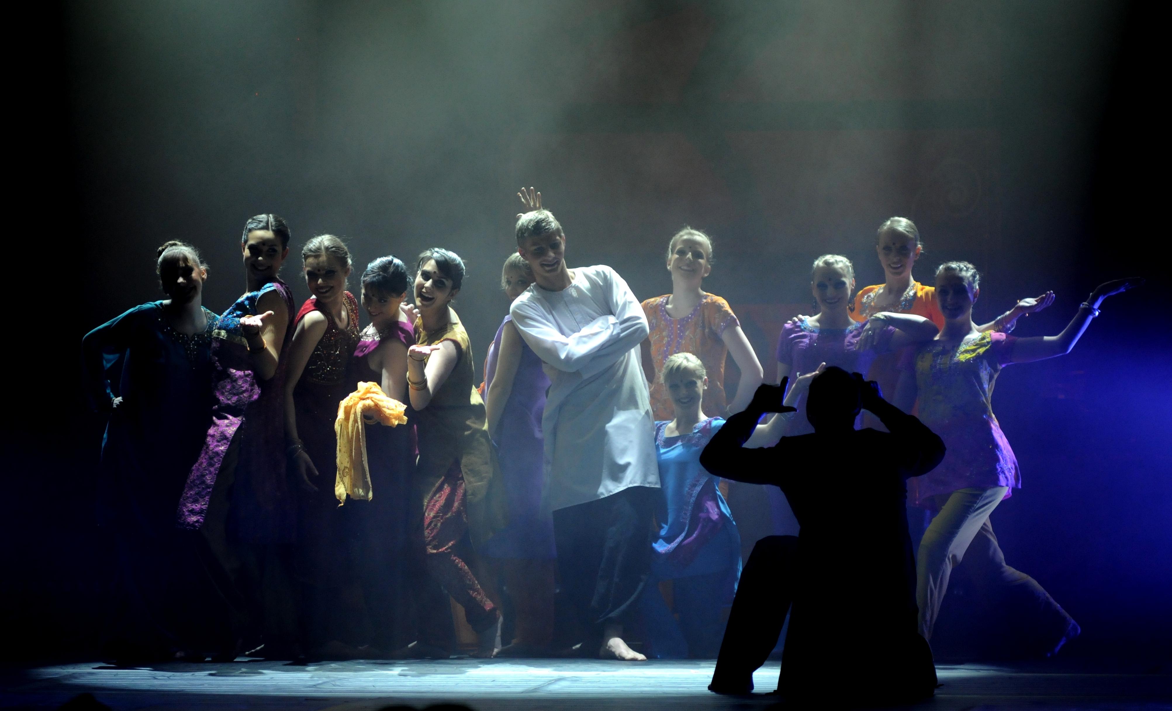 Cabaret à Bollywood
